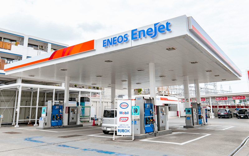 ガソリンスタンド事業イメージ